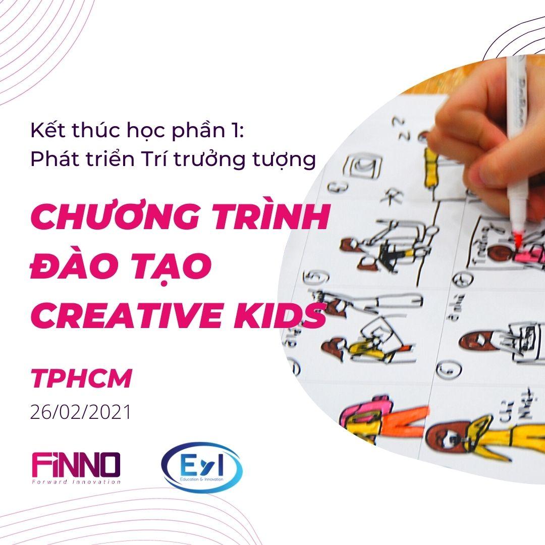 FiNNO - Chương trinh Creative Kids