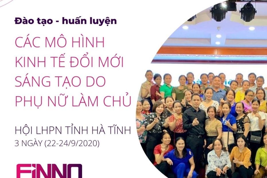 FiNNO - Đào tạo đổi mới sáng tạo