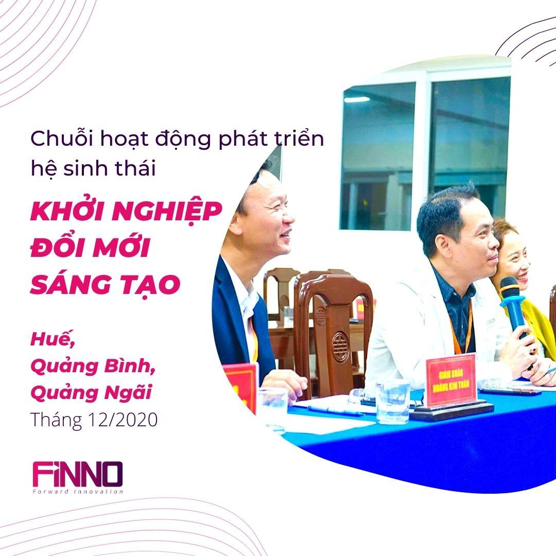 FiNNO - Chuỗi hoạt động phát triển hệ sinh thái Miền Trung
