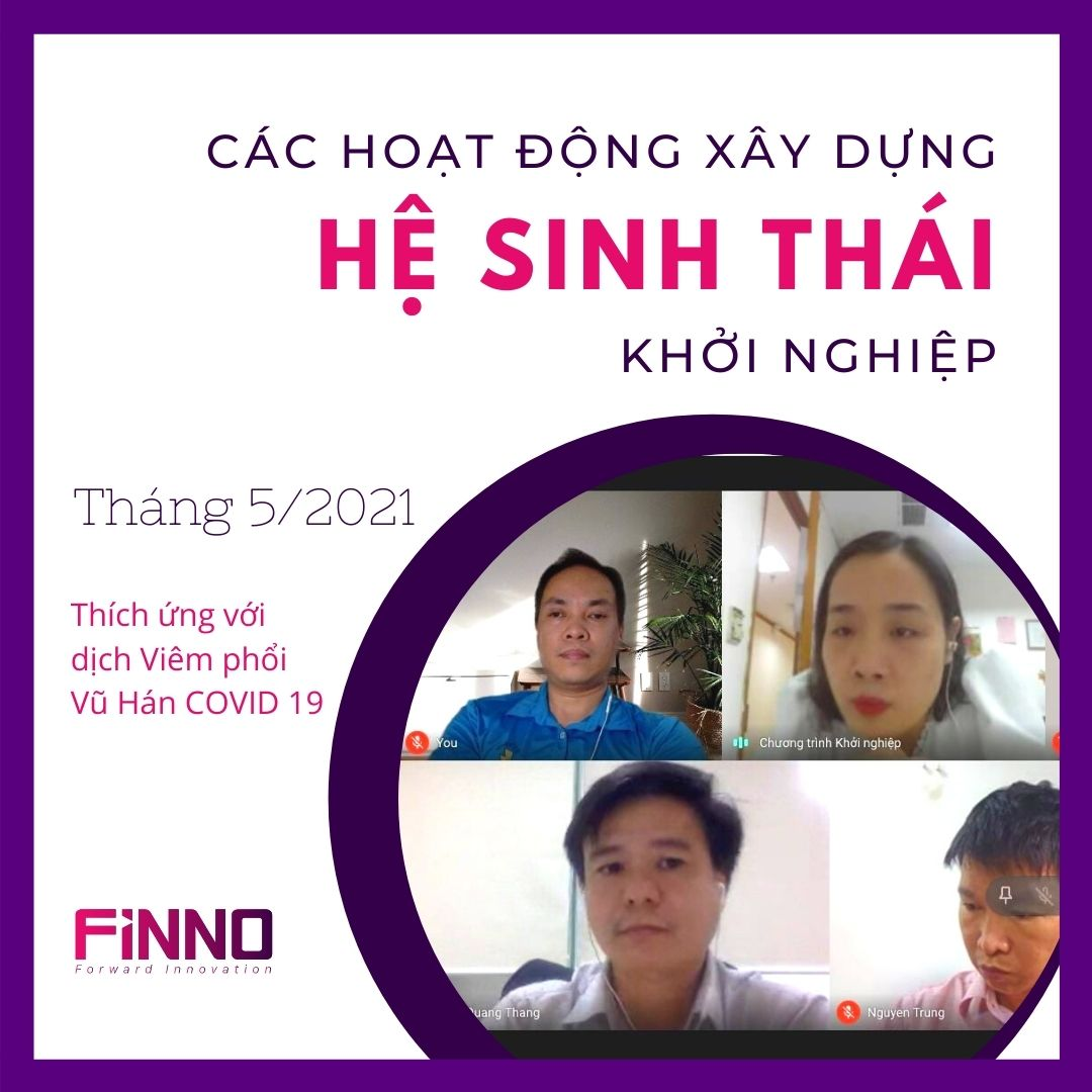 FiNNO - xây dựng hệ sinh thái trong Covid19